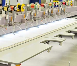 Technical Embroidery Machines